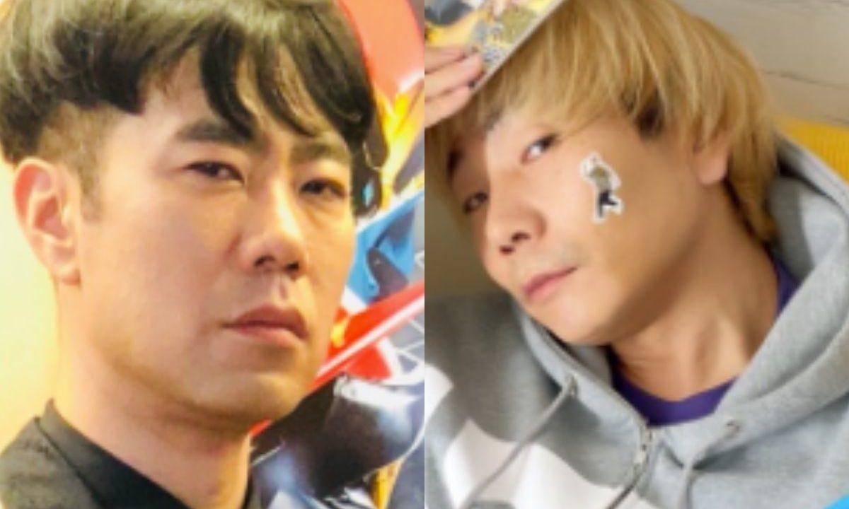 藤井隆とプリッとSASUKEは似てる?