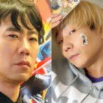 藤井隆とプリッとchannelのSASUKEは似てる!?画像で比較!