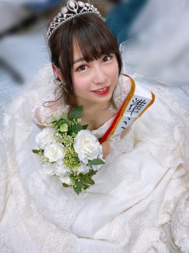 中澤莉佳子ミスコン写真