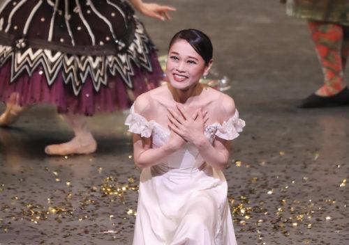 吉田都現役時代のバレエ