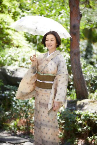 鈴木京香の魅力は妖艶な美しさ